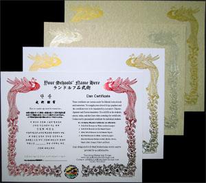 Custom Phoenix Certificates