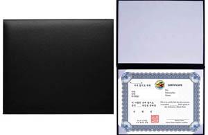 Martial Arts certificates