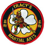 custom martial arts patch