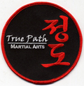 custom martial arts patches