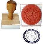 custom Chinese, Japanese, Korean rubber stamps